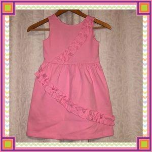 Janie and Jack NWT size 6 pink gorgeous dress🌸
